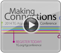 Making Connections: The 2014 TG Annual Training Conference